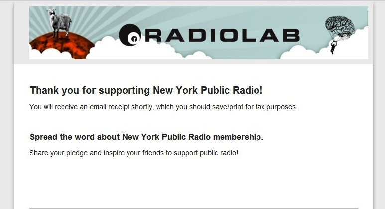 RadioLab Thank You_1
